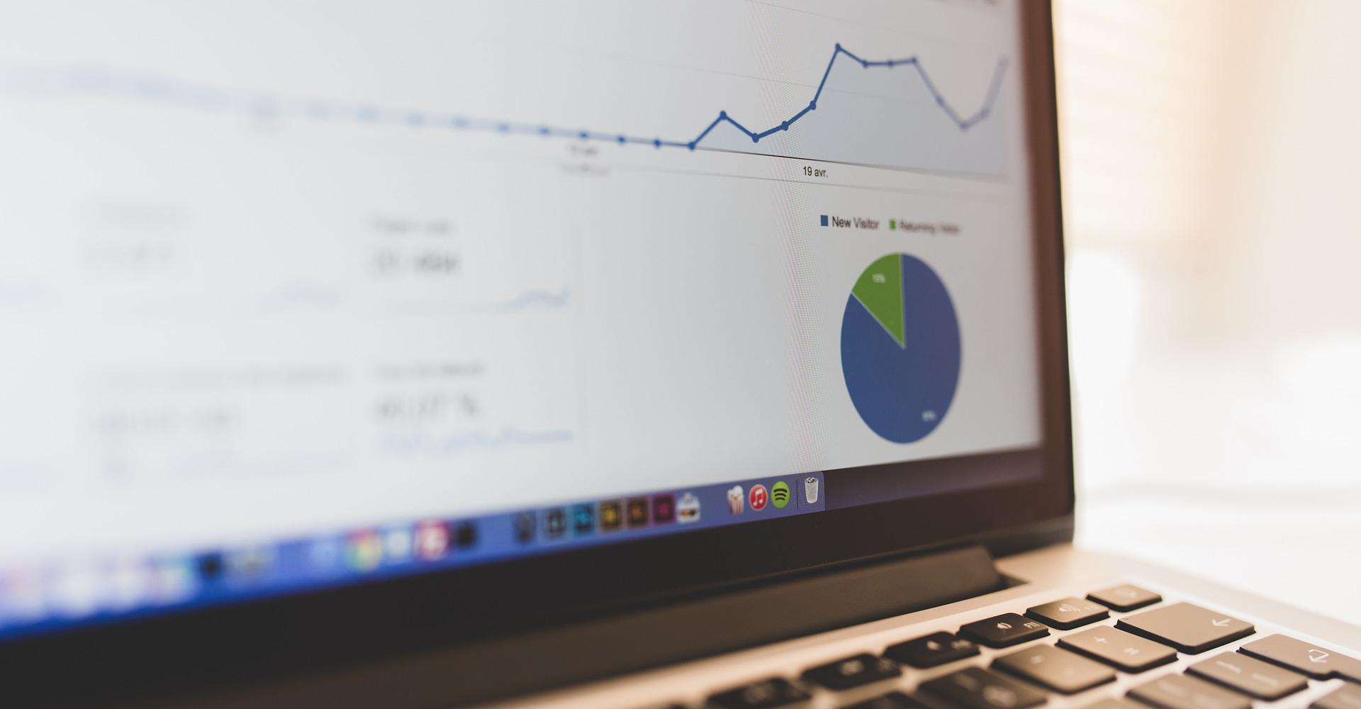 Analítica web de tráfico orgánico